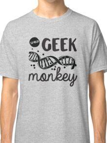 Geek Monkey Cosima  Classic T-Shirt