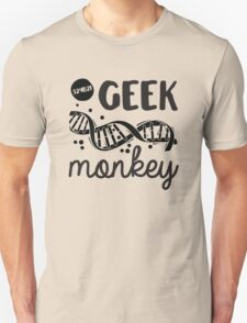 Geek Monkey Cosima  Unisex T-Shirt