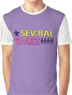 Sev'ral Timez - Gravity Falls Graphic T-Shirt
