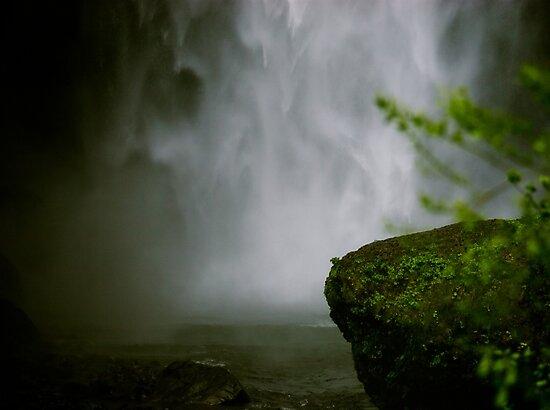 waterfall by Jen Wahl