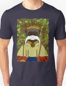 An Emperor Upon His Throne Unisex T-Shirt