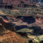 Plateau Point by nick board