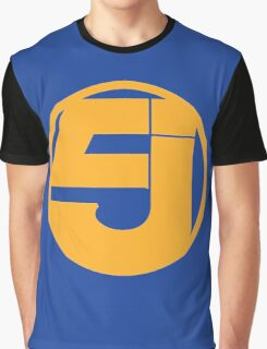 Jurassic 5 Graphic T-Shirt