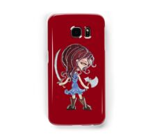 (a)bject in space Samsung Galaxy Case/Skin