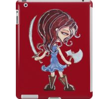 (a)bject in space iPad Case/Skin