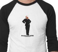 #Daisheretics2016 Men's Baseball ¾ T-Shirt