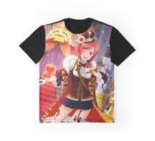 Magician Maki Nishikino (Idolized) Graphic T-Shirt