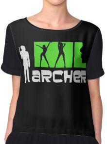 Archer Chiffon Top
