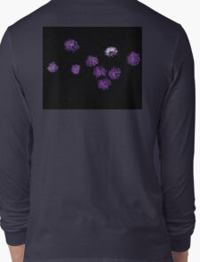 Chives Blossoms Long Sleeve T-Shirt