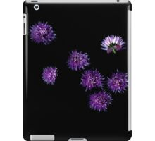 Chives Blossoms iPad Case/Skin