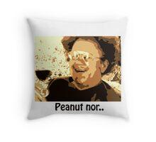 Dr. Steve Brule Peanut nor Throw Pillow