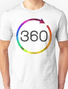 For the 360 obsessed! Unisex T-Shirt