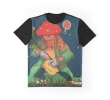 Spore Collector Graphic T-Shirt
