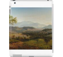 Louis Remy Mignot (), Fishkill Mountains, iPad Case/Skin