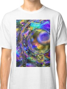 Psychedelic Tunnel Classic T-Shirt