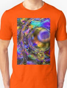 Psychedelic Tunnel Unisex T-Shirt