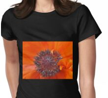 Poppy Seeds  Womens Fitted T-Shirt