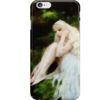 By the brook. iPhone Case/Skin