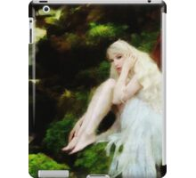By the brook. iPad Case/Skin