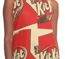 In Milk Chocolate Contrast Tank