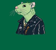 Rat Punk™ (Vile Green) Unisex T-Shirt