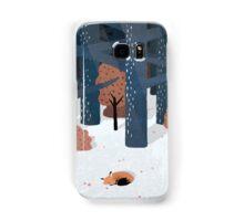 Asleep in the Woods Samsung Galaxy Case/Skin