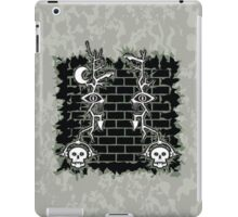 Feel the dark music iPad Case/Skin