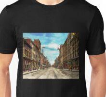 City - Knoxville TN - Gay Street 1903 Unisex T-Shirt