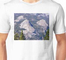 Yosemite NP California - Rock Formations Unisex T-Shirt