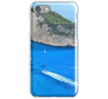 Zakynthos, Navagio Beach iPhone Case/Skin