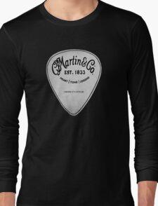 MARTIN GUITAR PIC Long Sleeve T-Shirt