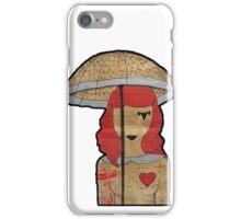 Umbrellas of Shoreditch iPhone Case/Skin