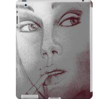 Whos that girl iPad Case/Skin