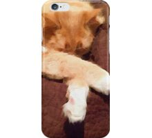 Not Now, I'm Napping iPhone Case/Skin