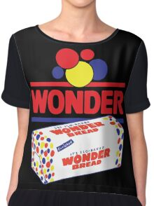 WONDER BREAD Chiffon Top