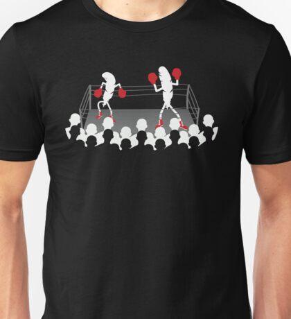 Featherweight boxers Unisex T-Shirt