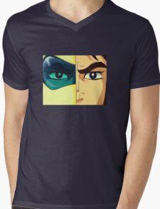 Actarus  Mens V-Neck T-Shirt