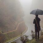 In the Rain by vividpeach