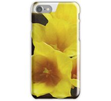 Silent Beauty Upon the World  iPhone Case/Skin