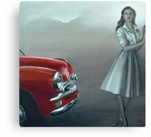 Remember ...? Feat. 54 FJ Holden Canvas Print