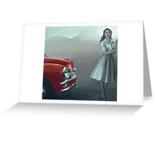Remember ...? Feat. 54 FJ Holden Greeting Card