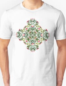 Little red riding hood - mandala pattern Unisex T-Shirt