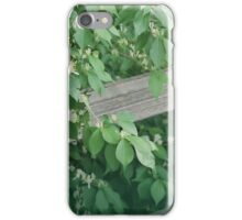 Black Locust iPhone Case/Skin