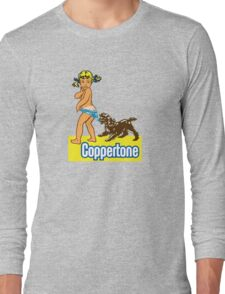 COPPERTONE Long Sleeve T-Shirt