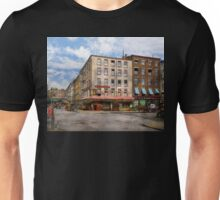 City - New York NY - Fraunce's Tavern 1890 Unisex T-Shirt