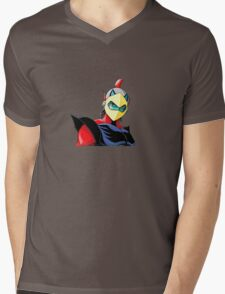 Actarus GOLDRAKE Mens V-Neck T-Shirt