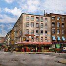 City - New York NY - Fraunce's Tavern 1890 by Mike  Savad