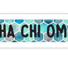 Alpha Chi Omega Sticker