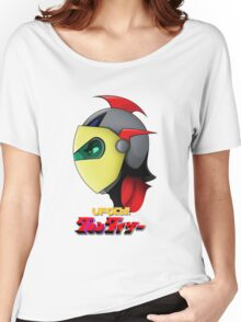 UFO Robot Women's Relaxed Fit T-Shirt