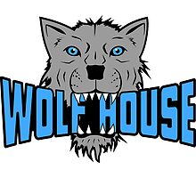 Wolf House by Israel Rodriguez